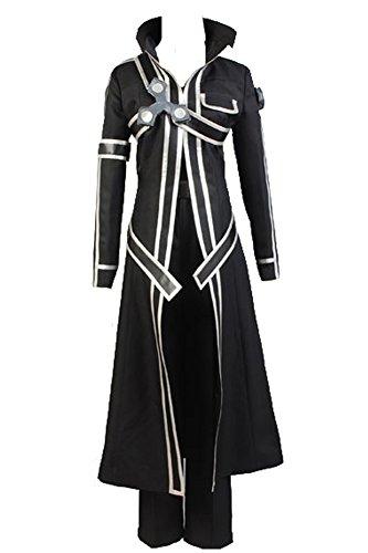 Sword-Art-Online-Costume-Cosplay-Kazuto-Kirigaya-Kirito