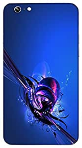 Timpax protective Armor Hard Bumper Back Case Cover. Multicolor printed on 3 Dimensional case with latest & finest graphic design art. Compatible with Apple Apple iPhone 6 Plus Design No : TDZ-26234
