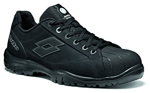 Lotto Scarpe Antinfortunistiche Works Jump 700 S3 SRC Nera (43)