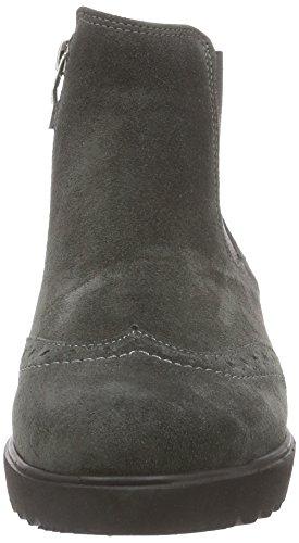 ara Malmö Damen Chelsea Boots Grau (fumo 70)