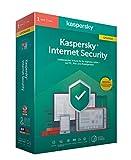 Kaspersky Internet Security 2020 Upgrade | 1 Gerät | 1 Jahr | Windows/Mac/Android | Aktivierungscode in Standardverpackung