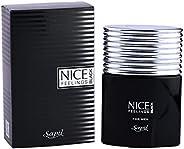 SAPIL Nice Feeling Black Men's- Perfume,