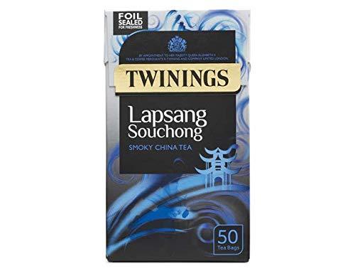Twinings | Smoky Lapsang | 1 X 50 Bags (Twinings Lapsang Souchong)