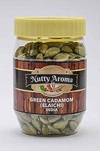 Nutty Aroma Green Cardamom Elaichi (Pack of 2)