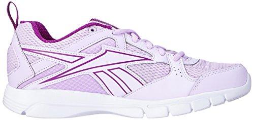 Reebok - Trainfusion 5.0, Scarpe Da Ginnastica da donna Viola (Violett (Lilac Ice/Fierce Fuchsia/White))