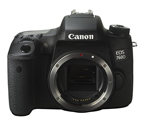 Foto Canon EOS 760d/Rebel T6s/EOS 8000d fotocamere digitali 24.7Mpix