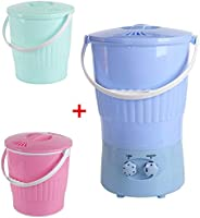 Lightweight Travel Laundry Washer,Mini Electric Clothes Washing Machine,Portable Multifunctional Socks Clothes