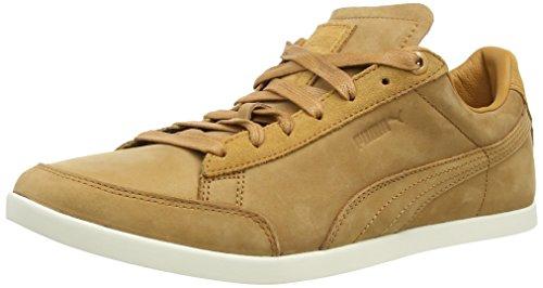 Puma Catskill Citi Series Nubuck, Chaussons Sneaker Adulte Mixte Marron (Cashew)