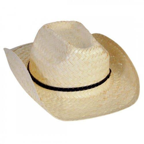 anger Cowboy Hut beige 911058 (Texas Ranger Kostüme)