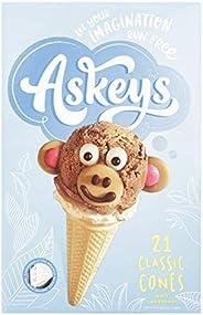 Askeys Classic Cornets Cones, 75 g