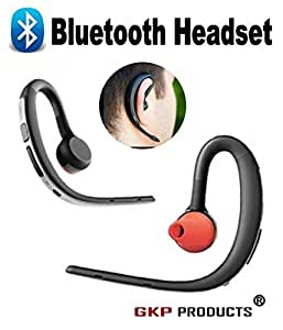GKP Products ® Storm Wireless Bluetooth Headset With Mic (Multi-color)