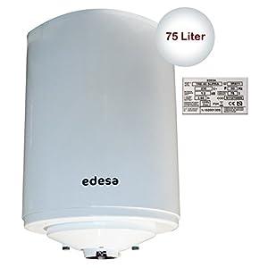 Edesaco – Termo Electrico Edesa Confor Tre75Supra, 75L, 1200W, 76.7X50X52.2Cm Instalacion Vertical I Horizontal…