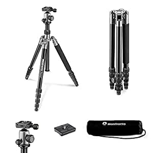 Manfrotto Element Big Traveller Tripod with Ball Head - Grey