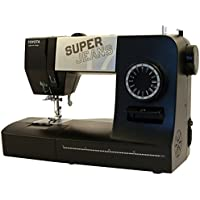 Toyota SuperJ17XL Allround - Máquina de coser (brazo libre, 17 programas y modo para