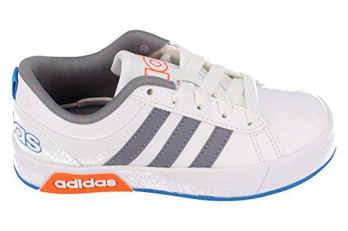 F98872 QUOTIDIEN chaussures de course blanc adidas Blanc