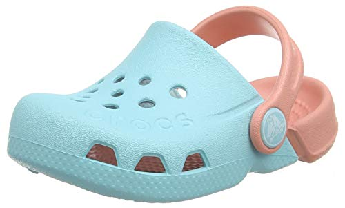 Crocs Unisex' Electro Kids Clogs