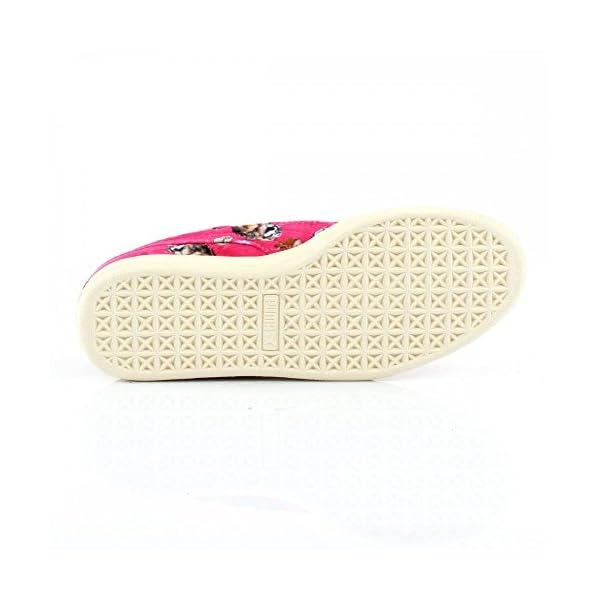 Puma-Unisex-Basket-Classic-Lo-X-Hoh-Vel-Mesh-Boat-Shoes