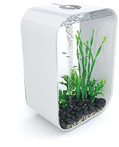 Aquarium biOrb LIFE BLANC P 6000 60 litres Hauteur 62 cm, largeur 42 cm, profondeur 28 cm