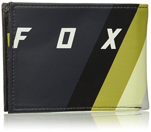 Geldbörse Fox Draftr Pinned Pu Geldbörse Schwarz