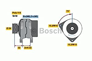 Bosch 986042091 Alternateur