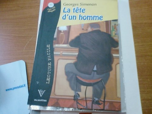 La tête d'un homme. Con CD Audio