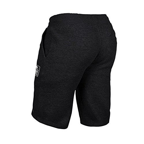 Bad Boy Core Herren Shorts schwarz