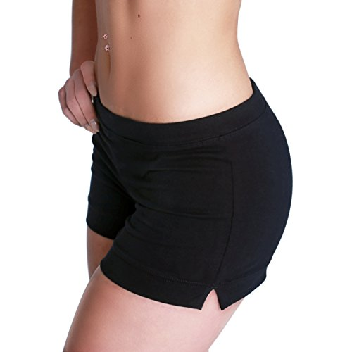 Shepa Damen kurze Fitness Shorts Hot Pants Hose S
