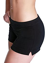Shepa Damen kurze Fitness Shorts Hot Pants Hose