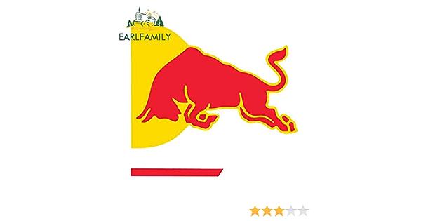 Jyip 15 Cm X 5 6 Cm Für Red Bull Racing Graphics Auto Aufkleber Formel 1 Team Aufkleber Vinyl Karosserie Windschutzscheibe Aufkleber Stil A Auto