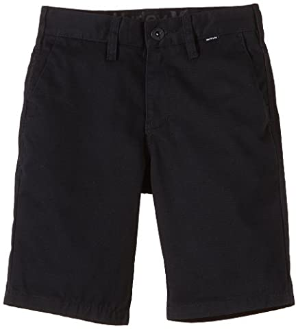 Hurley Jungen Walkshorts One & Only Chino, Black, 27, BWS0000200