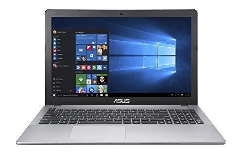 Asus F550VX-DM443T 39,62 cm (15,6 Zoll mattes FHD) Notebook (Intel Core i5-7300HQ, 8GB RAM, 128GBSSD, 1TB HDD, NVIDIA GTX950M, Win 10) grau