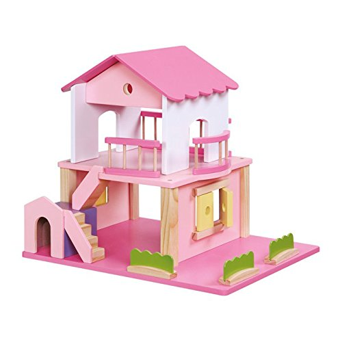 Small Foot Company 2228 - Puppenhaus, pink