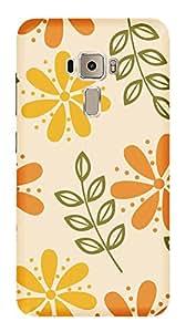 TrilMilPrinted Designer Mobile Case Back Cover For Asus ZenFone 3 ZE552KL