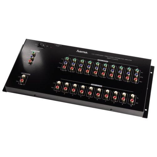 Hama YUV 1100 Verteilverstärker Video Distribution Amplifier