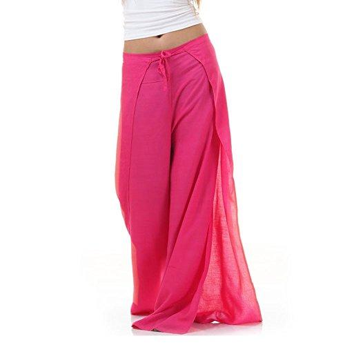 Thai Hose Wickelhose Hosenrock Wickelrock Pink