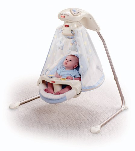 Fisher-Price modelo N9278 hamaca bebe estrella - 2
