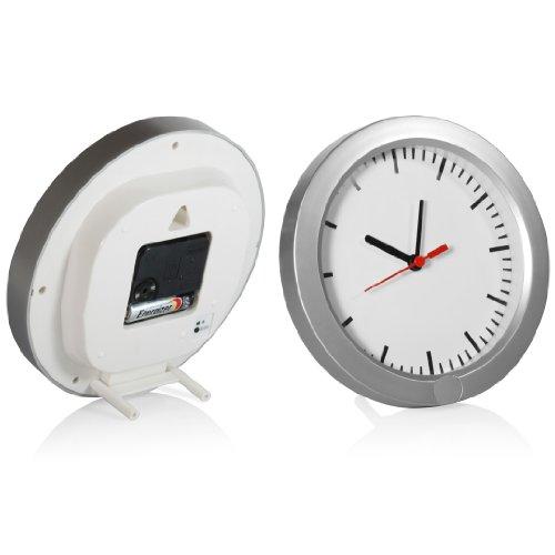 Technaxx 4219 Video Wall Clock VGA Überwachungskamera Wanduhr (CMOS-Sensor, SD-Kartenslot)