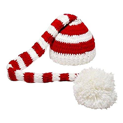 Sombrero - TOOGOORSombrero Navidad punto ganchillo