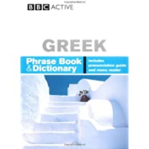 BBC GREEK PHRASEBOOK & DICTIONARY
