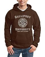 Gallifrey University Kapuzenpullover Hoodie - Doctor Time Academy Who