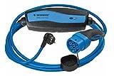 MENNEKES 35201100005 Ladekabel Stecker Typ 2 | Mode 2 Laden | SCHUKO mit ICCB 13A | 8 m Länge
