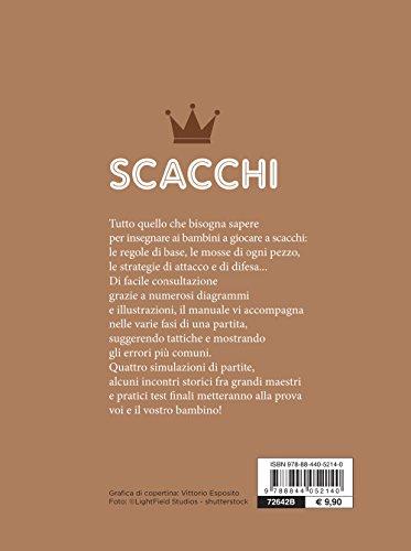 scaricare ebook gratis Scacchi. Il primo manuale PDF Epub