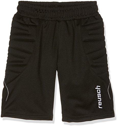 Reusch pantaloni sportivi Unisex bambino base pantaloncini Junior, Bambini, Trainingshose Base Shorts Junior, nero, XXS