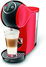 Nescafe Dolce Gusto Genio S Plus Automatic Coffee Machine - Red