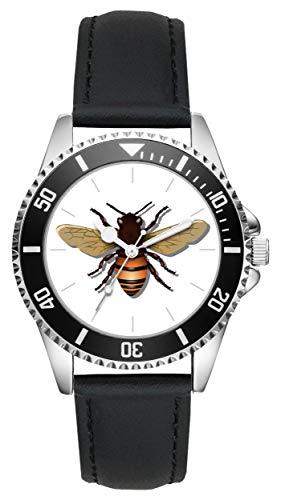 Geschenk für Biene Imker Honigbienen Uhr L-6160