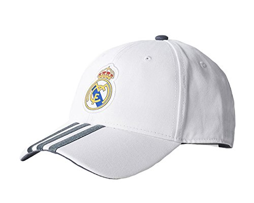 Gorra Real Madrid 3S -Blanco- 2015-16