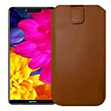 Slabo Case for Sharp Aquos D10 Protective Cover PU-Leather
