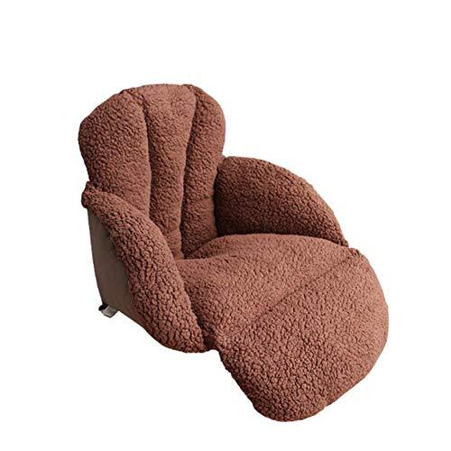 Cuscino Sedia A Dondolo.Ca Cuscino Sedia A Dondolo Cuscino Tatami Cuscino Per Sedia Sedile Caldo Cuscino Ufficio Cuscino A