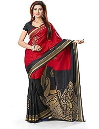 Samskruti Sarees Art Silk Saree (Spas-3463_Pink)