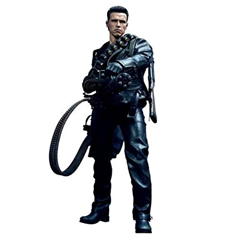 Hot Toys Terminator - Hot Toys Movie Master Piece DX Terminator